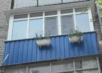 Балкон П-образный от Формат в Николаеве