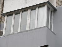 Балкон П-образный - квартира г Николаева