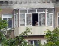 Балкон в квартире (Николаев)