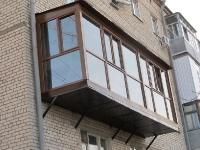 Балкон с нуля.