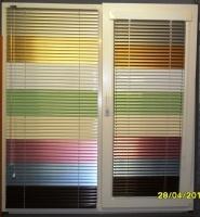Популярные цвета горизонтальных жалюзи